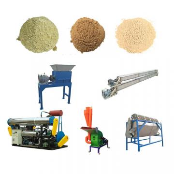 Multi Layer Animal Feed Production Machine Fish Feed Dryer For Industrial