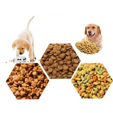 Multi Functional Pet Food Production Line Stainless Steel Material