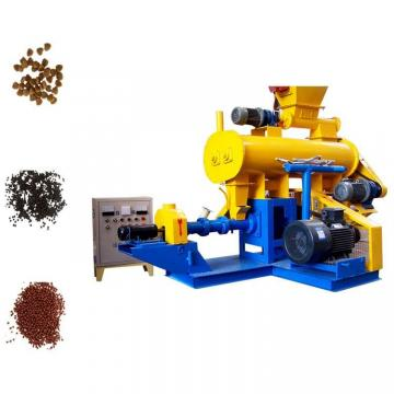 Aquatic Fish Feed Pellet Production Line/Making Machine