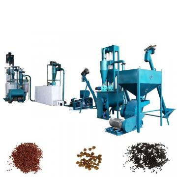 Professional animal feed extruder machine