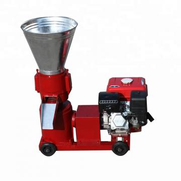 Hot Sale Flat Die Manual Feed Pellet Mill Machine with CE