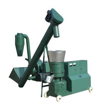 Mini Animal Feed Flat Die Pellet Mill Machine Pelletizer