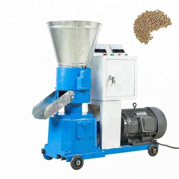 Widely Used Flat Die Poultry Feed Pellet Mill