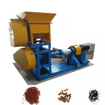 Dry Type Easy Operation Animal Dog Pet Food Processing Line