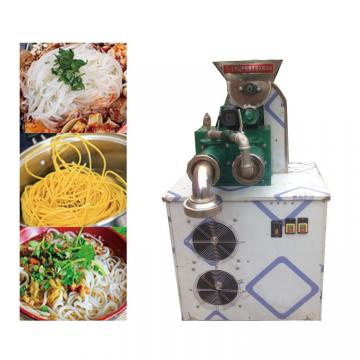 Energy Saving Automatic Small Instant Noodles Making Machine / Production Line