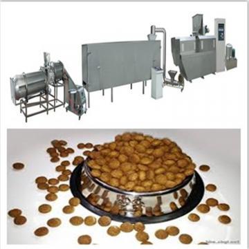 Pet Rawhide Dental Care Snacks Making Machine / pet food processing line