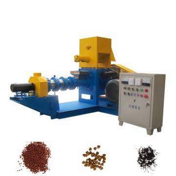 Low Price Single Phase Flat Die Small Animal Feed Pellet Mill