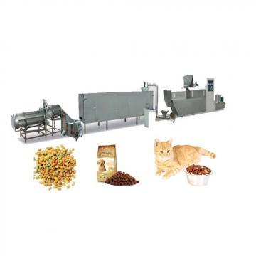 High Capacity Pet Food Processing Line , Animal Food Making Machine