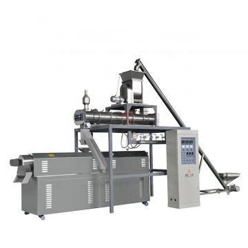 Semi Auto Dog Biscuit Machine Production Line , Dog Biscuit Making Machine
