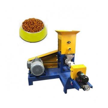 High Capacity Automatic Biscuit Pet Food Machinery Pet /Cat /Bird /Fish Dog Food Machine