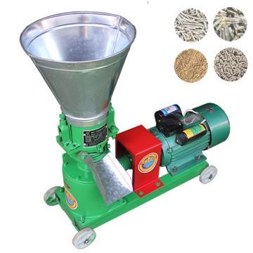 Flat Die Animal Feed Pellet Making Machine
