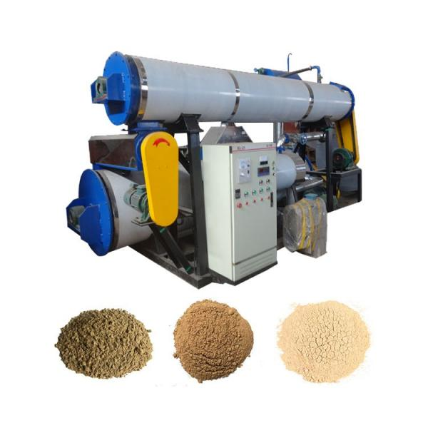 Fish Feed Pellet Production Line/Floating Fish Feed Extruder Machine/Animal Feed Pellet Machine #2 image
