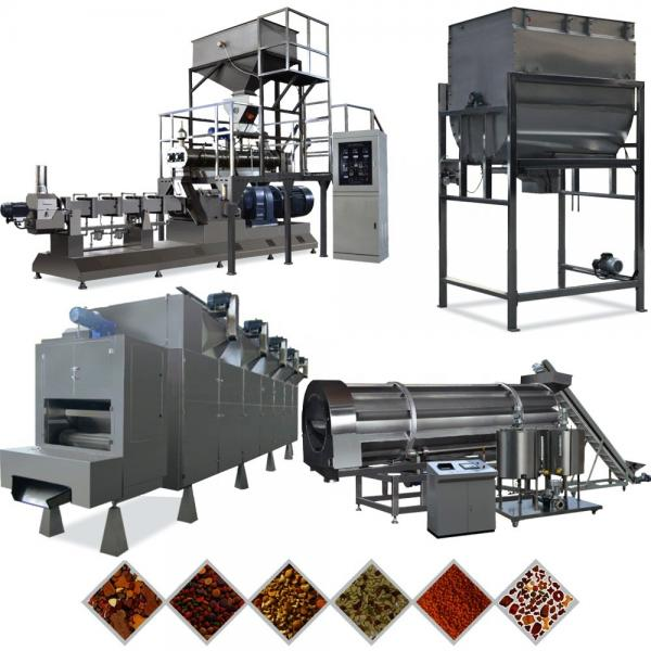 Fully Automatic Pet Food Production Line , Animal Dog Food Processing Equipment #3 image