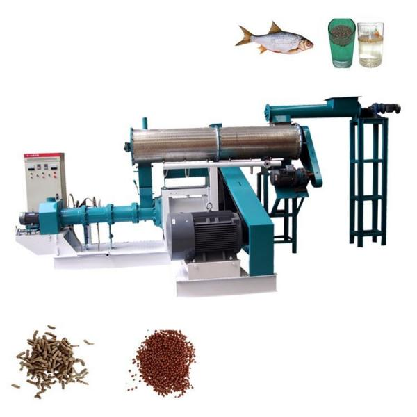Fully Automatic Pet Food Production Line , Animal Dog Food Processing Equipment #2 image