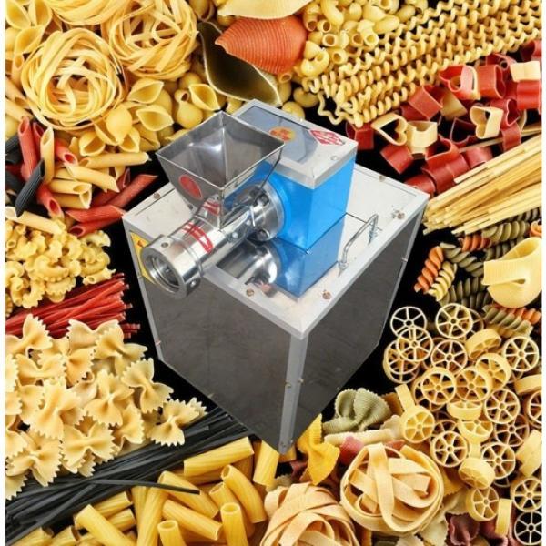 Professional Manufacturer Pasta  Macaroni Food Making Machine #1 image
