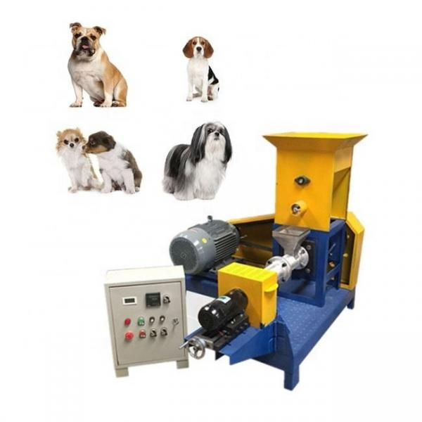 Dog biscuit machinery, dog chewing snack machinery #2 image