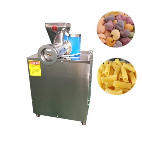 Pasta manufacturing machine/automatic pasta machine #3 image