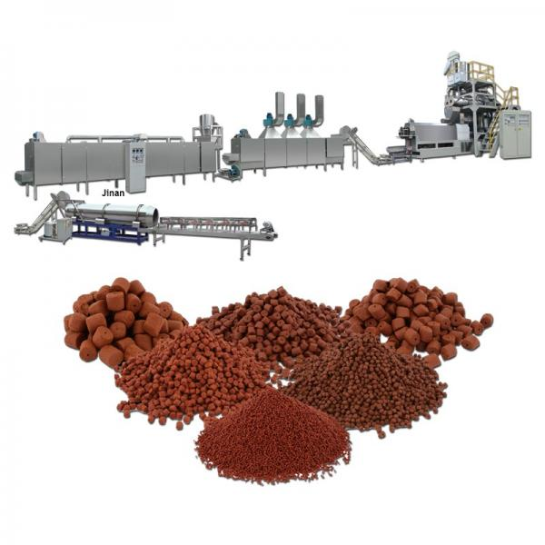 Poultry feed pellet making machine  fish feed pellet machine price  for sale #3 image