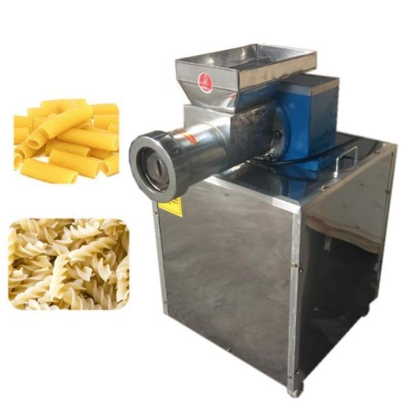 Professional Manufacturer Pasta  Macaroni Food Making Machine #2 image
