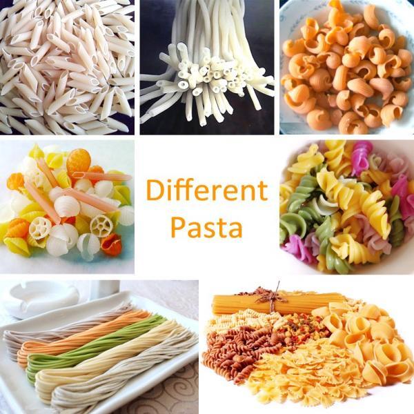 Pasta manufacturing machine/automatic pasta machine #2 image