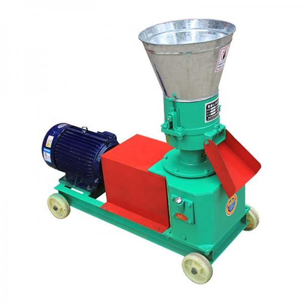Factory Price Pet Feed Pellet Making Machine Dog Food Bulking Equipment Cat Feed Production Extruder Line #1 image