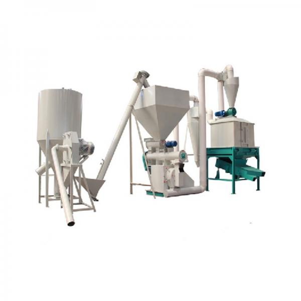 Factory Price Pet Feed Pellet Making Machine Dog Food Bulking Equipment Cat Feed Production Extruder Line #3 image