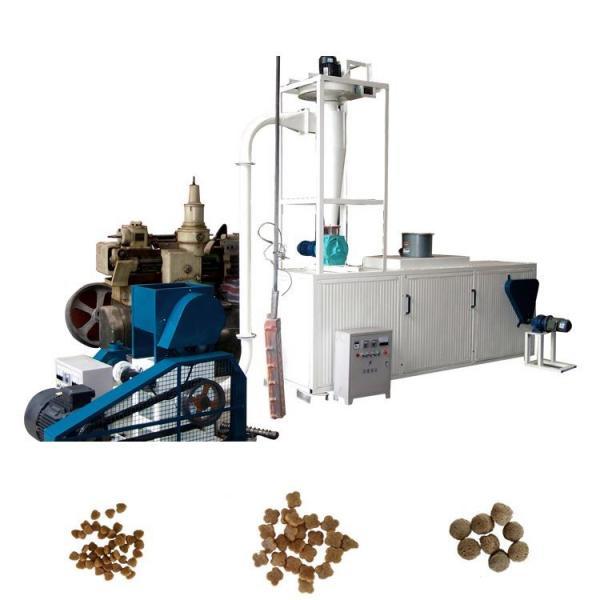 Animal Husbandry Feed Pellet Production Line With Ring Die Feed Pellet Machine #2 image