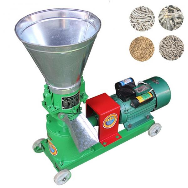 Small Pellet Mill Machine , Animal Feed Pellet Machine Long Using Life #3 image